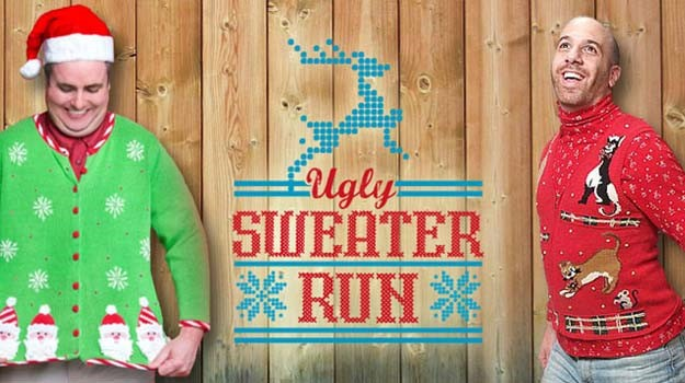 Ugly Sweater Run! - Fleet Feet Asheville